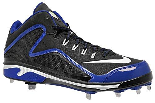 Nike Air Swingman Mvp 2 Mid Metal Black Blue (Size 13) 616258-014