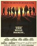 The Wild Bunch Poster Movie C 11x17 William Holden Ernest Borgnine Robert Ryan Warren Oates