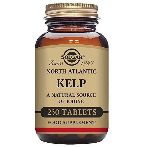 Solgar – North Atlantic Kelp, 250 Tablets