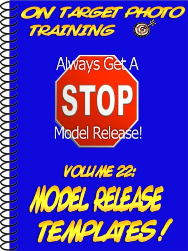 Model Release Templates Target Training ebook product image