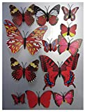 Butterfly Removable Wall Stick