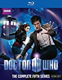 Buy Doctor Who: The Complete Fifth Series [Blu-ray]