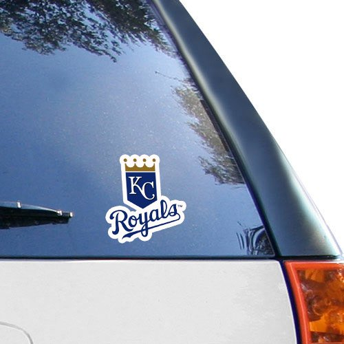 MLB Royals Medium Die Cut Decal, 9