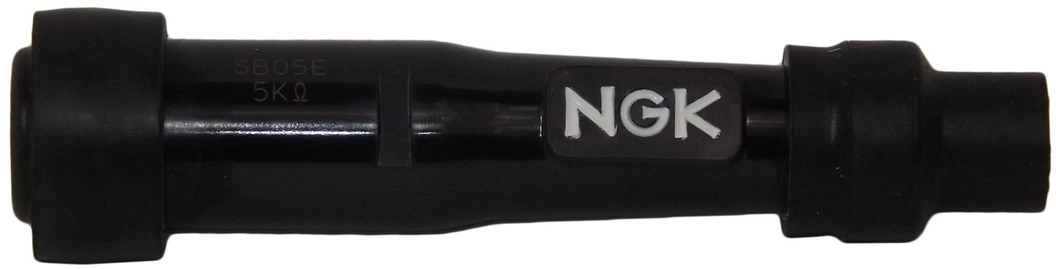NGK SB05E (black) Plug Cover NGK SPARK PLUGS UK LTD