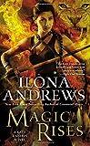 img - for Magic Rises (Kate Daniels) book / textbook / text book