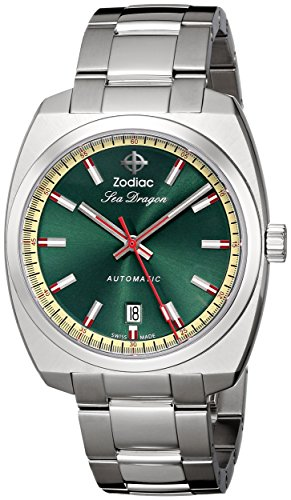 Zodiac-Heritage-Mens-ZO9901-Sea-Dragon-Stainless-Steel-Automatic-Watch