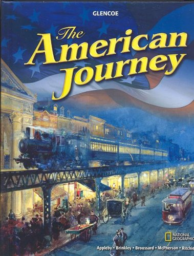 The American Journey, Student Edition (THE AMERICAN JOURNEY (SURVEY)) by Glencoe/McGraw-Hill (Image #2)