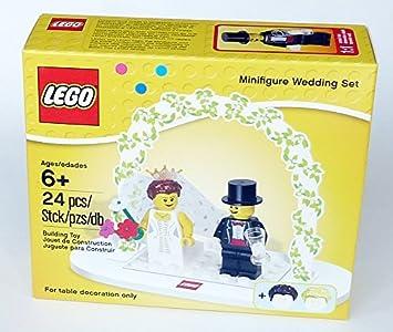 LEGO Minifigure Wedding Favour Set 853340 NEW IN BOX