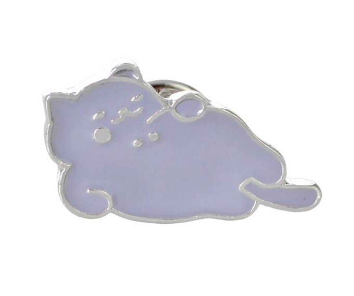 Enamel Pin Badge Souvenir Super mignon chat exquis Broches bouton Badge vêtements accessoires TOUYOUIOPNG