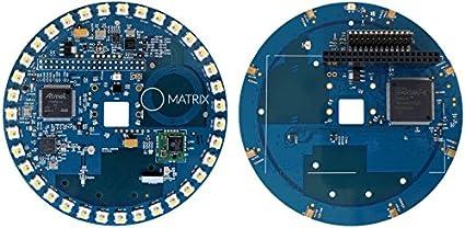 Amazon com: MATRIX Creator - Raspberry Pi HAT  An FPGA