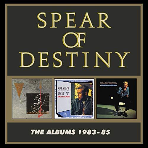 Albums 1983-1985