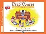 Alfred's Basic Piano Prep Course Lesson Book Level A (Alfred's Basic Piano Library)
