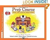 #7: Alfred's Basic Piano Prep Course Lesson Book Level A (Alfred's Basic Piano Library)