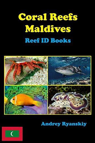 Coral Reefs Maldives  Reef Id Books