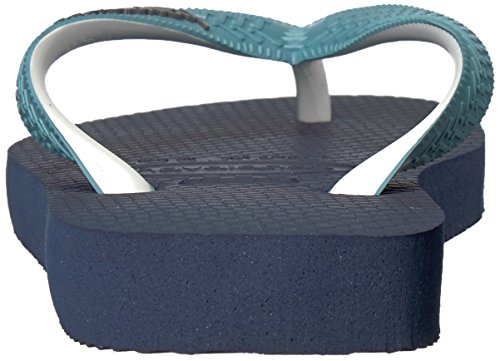 Havaianas Kid's Top Mix Sandal, Navy Blue/Mineral Blue 23/24 BR/Toddler (9 M US) - Image 2