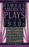 Famous American Plays of The 30's, Harold Clurman, 0440324785