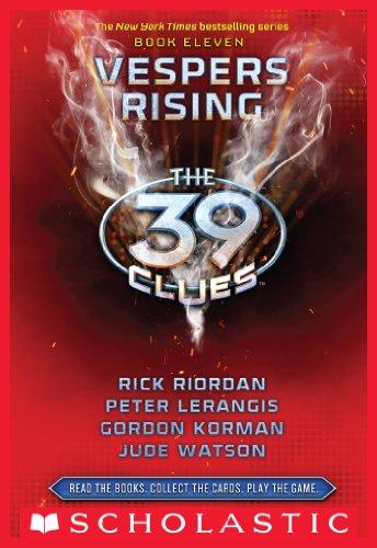 39 clues book 5 - 8