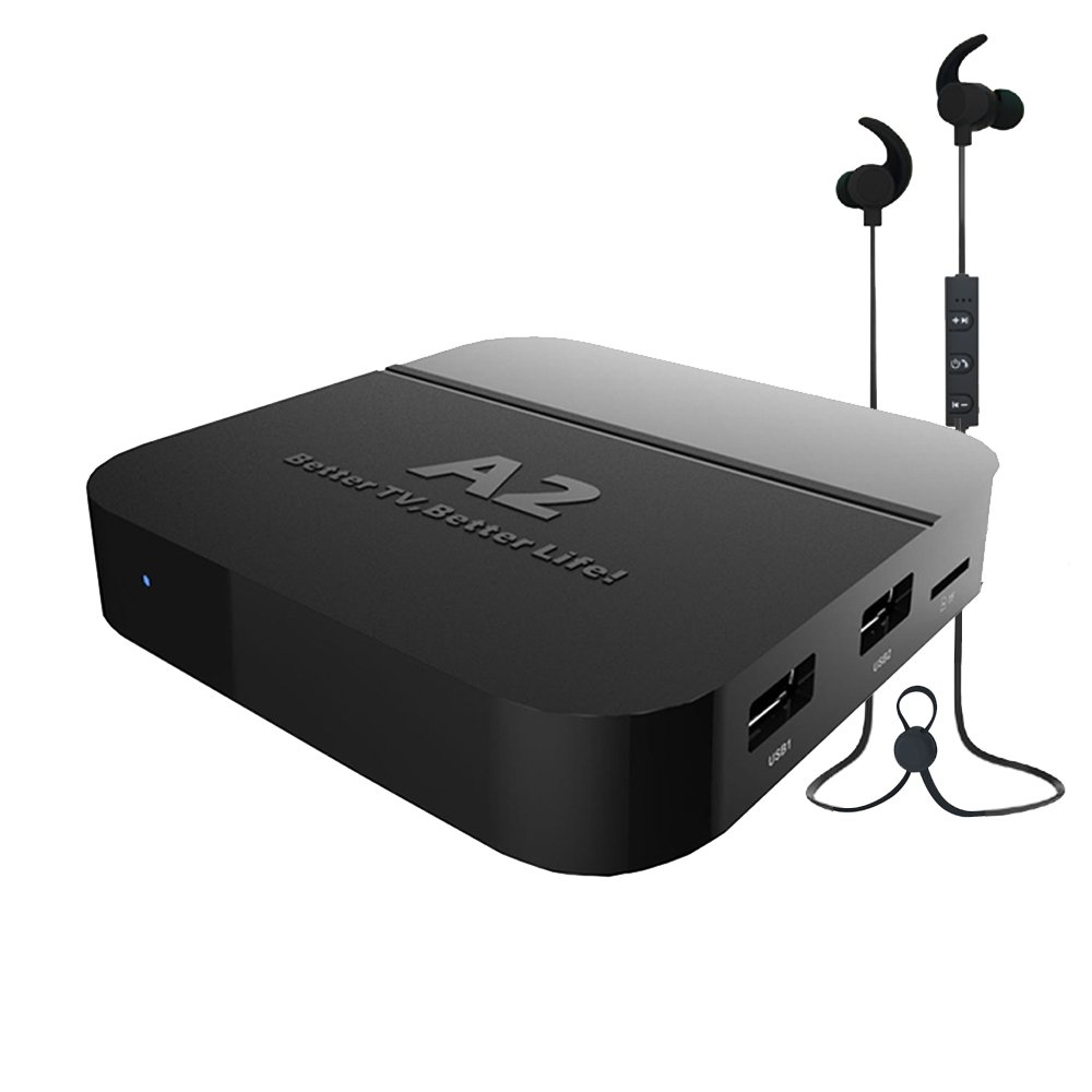 GD A2 CANAIS DO BRAZIL Português Brasileiro Android IPTV and Adulto TV Brasileiros with 16.1 Jarvis+ FREE BT4.2 Wireless sports earphones!! by Unknown