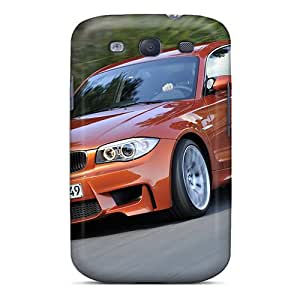 Durable Defender Case For Galaxy S3 Tpu Cover(bmw M Coupe)