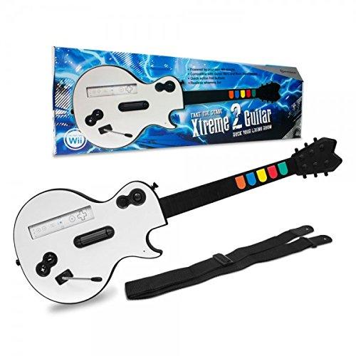 Wii Xtreme 2 Wireless Guitar - Wireless Hero Guitar Controller