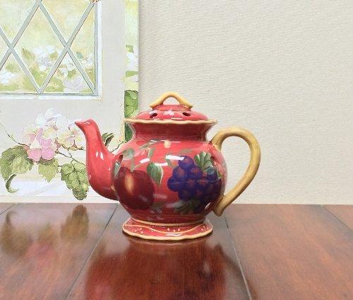 Crimson Orchard, Electric Tart Burner By ACK (Tart Teapot)