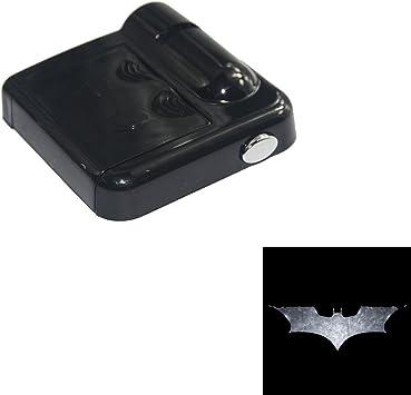 2 x Welcome Laser Wireless Car LED Door Projector Logo Ghost Shadow Light Batman