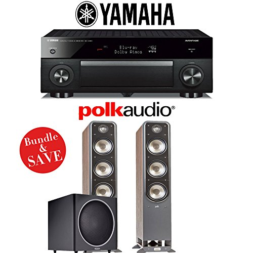 yamaha rx a1060bl aventage 7 2 channel dolby atmos network. Black Bedroom Furniture Sets. Home Design Ideas