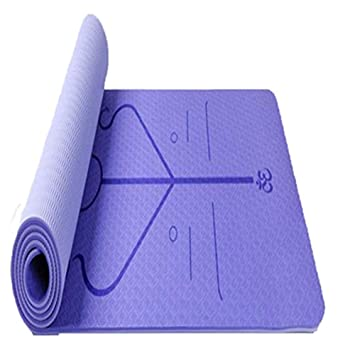 LYZ WeiQun Colchoneta de Yoga Alfombrilla De Yoga ...