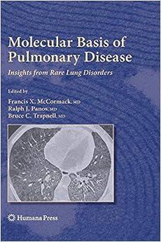Como Descargar Libro Gratis Molecular Basis Of Pulmonary Disease: Insights From Rare Lung Disorders Formato Kindle Epub