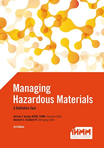Managing Hazardous Materials