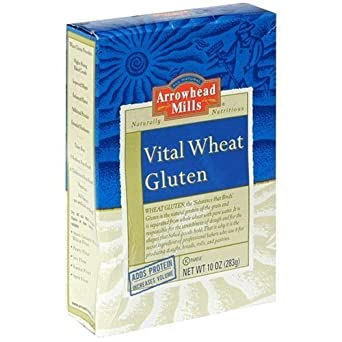 Amazon.com: ARROWHEAD MILLS FLOUR GLUTEN WHEAT VITAL, 10