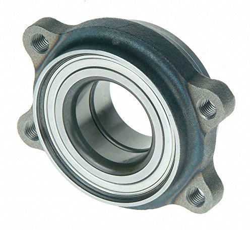Rear Wheel Bearing Assembly - One Bearing Included with Two Years Warranty 2008 fits Audi S6 Front Note: AWD