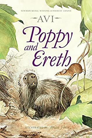 book cover of Poppy and Ereth