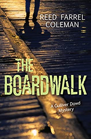 book cover of The Boardwalk
