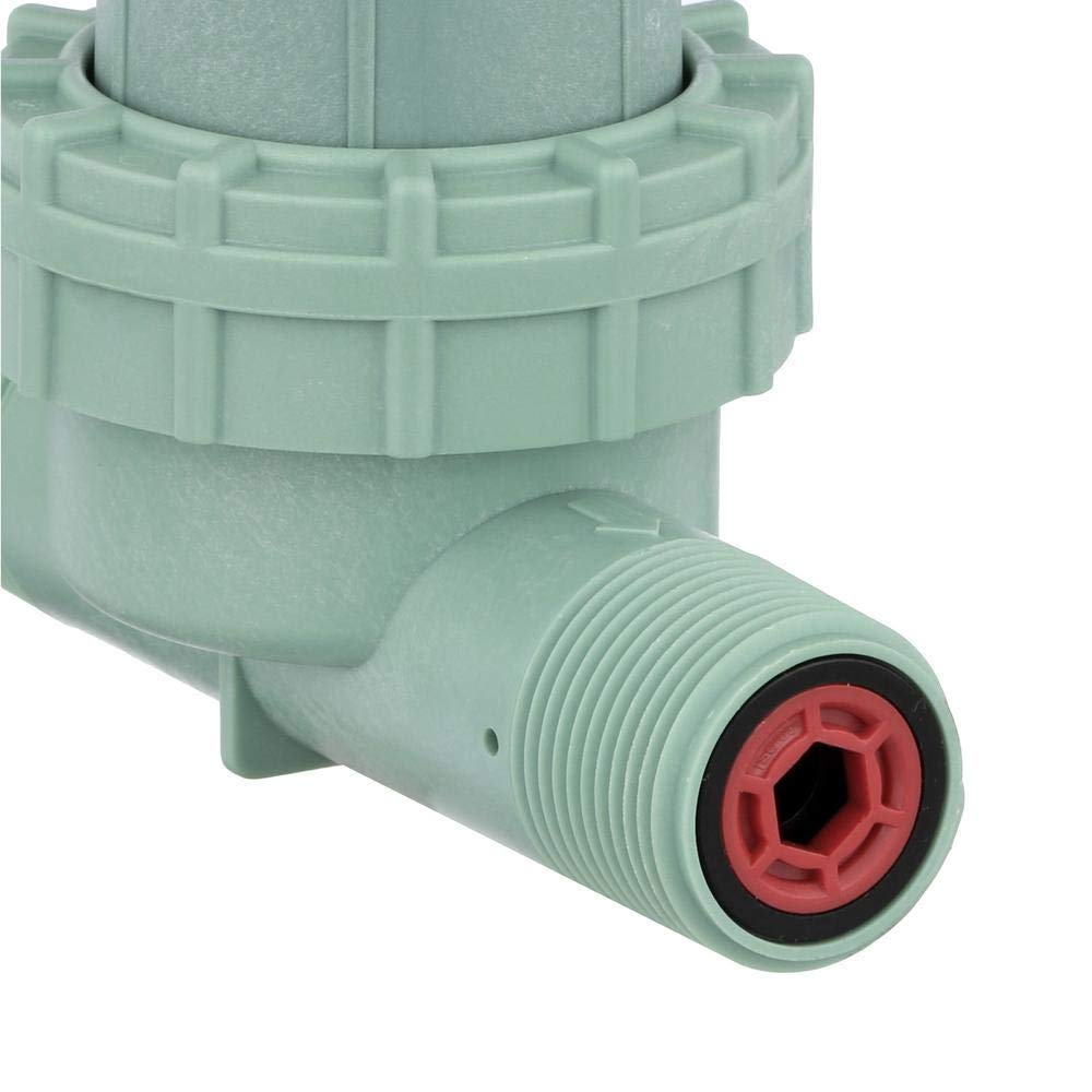 Micro-Irrigation Valve 67798 Water Flow reducer Orbit 2-in-1 Drip Irrigation Filter /& 30 PSI Pressure Regulator