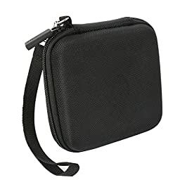 for SanDisk Extreme 500 510 Portable SSD External Solid State Drives Shockproof Storage Travel Orgnizer Carry Hard Case Bag by co2CREA