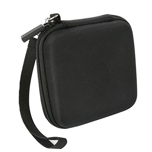 Hard Portable Credit Card Reader Scanner Case Bag for Square A-SKU-0485 Contactless / EMP Clip / SWIPE Reader / USB Charge Cable (Square Reader)