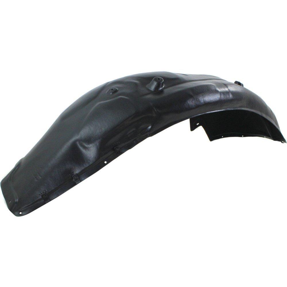 Splash Shield Front Left Side Fender Liner Plastic Sedan for Dodge Charger 11-14