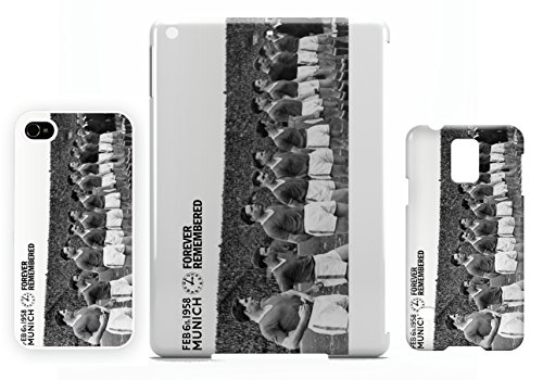 Busby Babes ManU iPhone 5 / 5S cellulaire cas coque de téléphone cas, couverture de téléphone portable