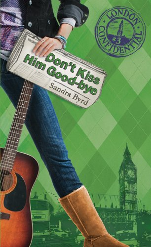 book cover of Don\'t Kiss Him Good-Bye