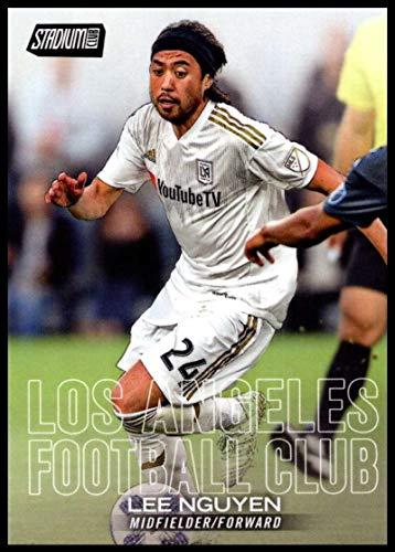 2018 Stadium Club MLS #54 Lee Nguyen Los Angeles Football Club