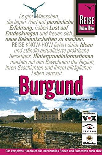 Burgund (Reise Know-How)