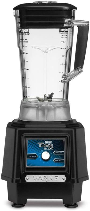 Waring Products TBB175P6 TORQ 2.0 Blender with Variable Speed