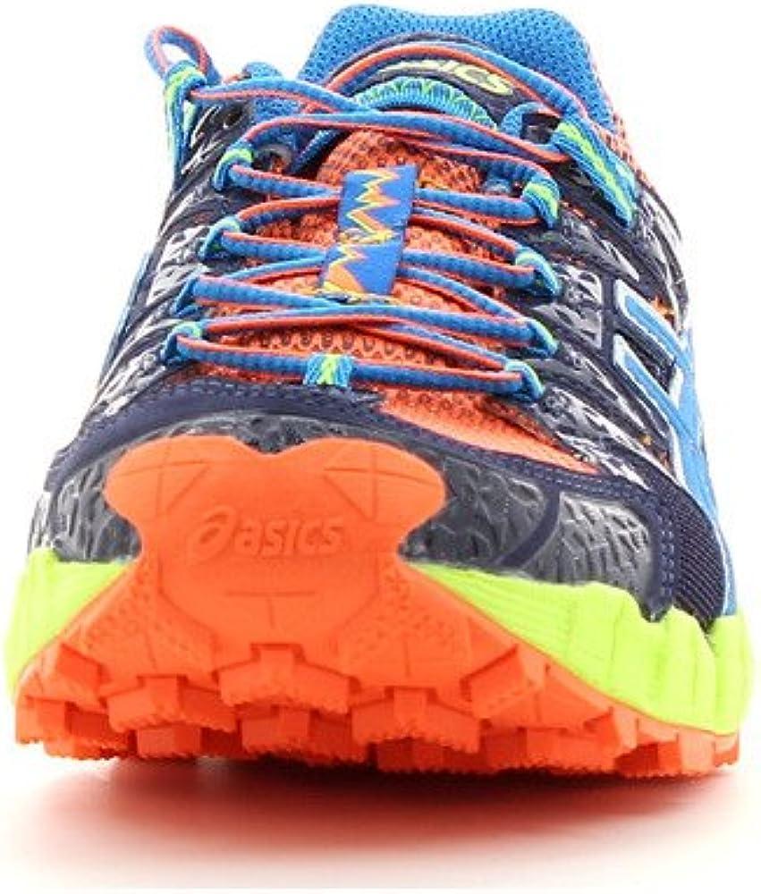 De todos modos comercio invadir  Amazon.com | ASICS Gel-Fuji Trainer 2 Running Shoes - 15 - Blue | Shoes