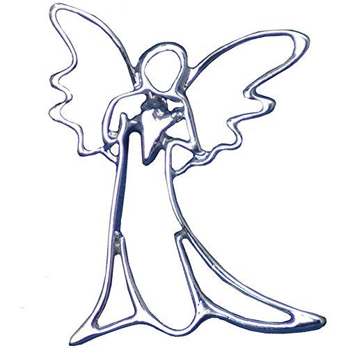 Terra Sancta Guild Guardian Angel Pin