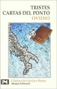 Amazon.com: Tristes / Sad: Cartas Del Ponto / Letters from the Ponto