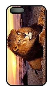iPhone 5S Cases - Unique Lovely Wearproof Lion