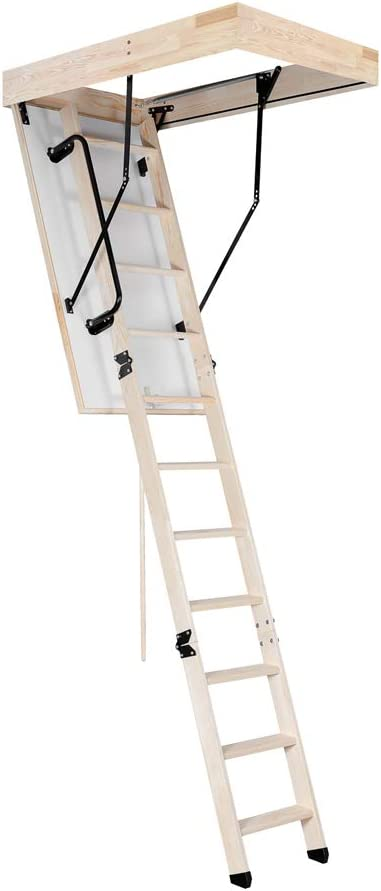 Bodentreppe PS Oman Thermo 130x55 Speichertreppe Treppe Handlauf