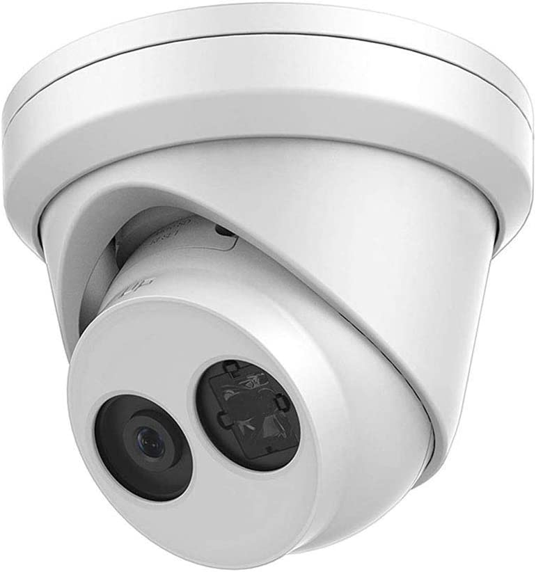 8 Megapixel Turret Dome IP Outdoor EXIR Surveillance Camera,DS-2CD2385FWD-I OEM 2.8mm Fixed Lens,4k 3840 x 2160,30m Night Vision,True WDR Network CCTV