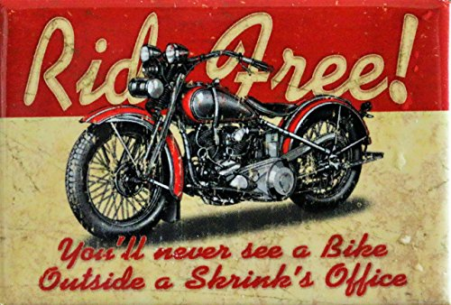2x3-ride-free-motorcycle-distressed-retro-vintage-refrigerator-magnet